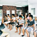 Tenrikyo Oceania Centre Holds First Youth Gathering