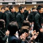 2010 Graduation Ceremonies Held in Tenri