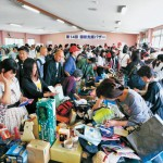 International Network for Mutual Help Organizes Its Annual Charity Bazaar