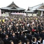 68,000 Assemble to Celebrate Oyasama's 213th Birthday