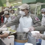 Taiwan Disaster Relief Hinokishin Corps Mobilized to Japan