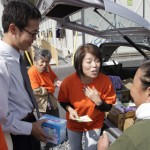 Tenrikyo Nioigake Day: Fragrance of the Teachings Sprinkled around the Country