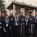 Tenrikyo Sends Delegation to Day of Prayer for Peace in Italian City of Assisi