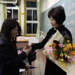 2012 Graduation Ceremonies Held in Tenri