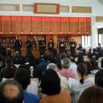 The Shinbashira Attends Tenrikyo Colombia Center's 40th Anniversary