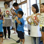Followers from the United States Join in Tenri University's Tohoku Relief Project