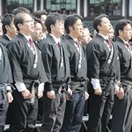The 89th Tenrikyo Young Men's Association Convention Held