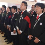 Brazil Chapter of the Young Men's Association Holds 60th Anniversary Convention in the Presence of the Shinbashira