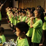 Mission Headquarters in Taiwan Commemorates Its 80th Anniversary