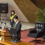 Bishop Yamanaka Delivers Opening Invocation at Hawaii State Legislature