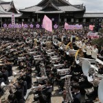 Oyasama's 219th Birthday Joyfully Celebrated