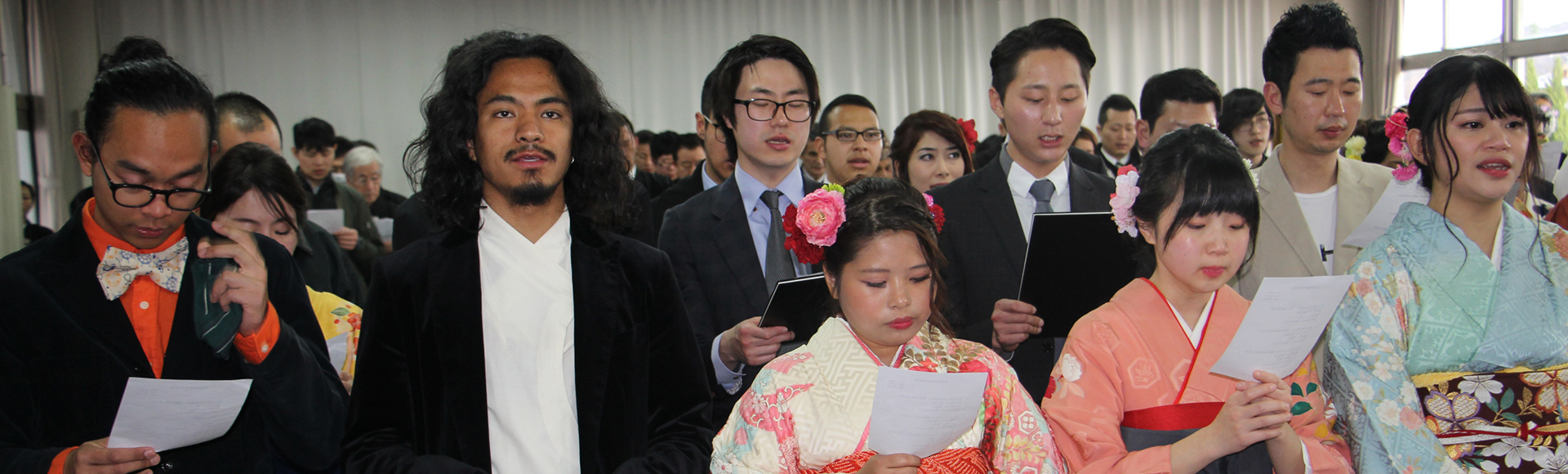 59 Students Graduate from Tenrikyo Language Institute