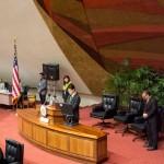 Bishop Yamanaka Delivers Opening Invocation at Hawaii State Legislature