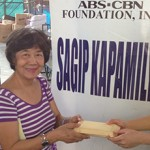 Monetary Donation for Typhoon Relief in the Philippines