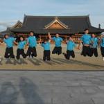 Students from Overseas Seek the Path in Jiba