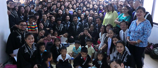 Tenrikyo Mission Center in the Philippines Marks Its 30th Anniversary