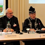 Tenrikyo Representatives Attend International Meeting for Peace in Germany